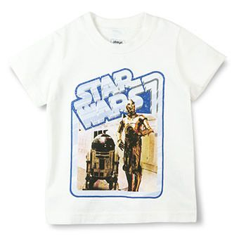 skeegee STARWARSコレクション [C-3PO]半袖Tシャツ