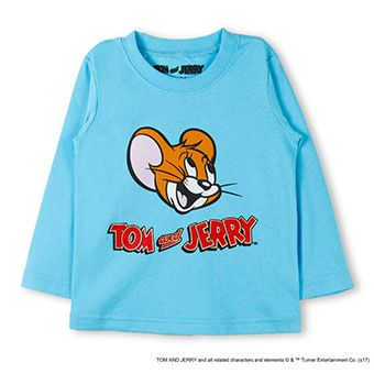 skeegee×TOM and JERRYジェリーTシャツ