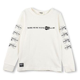 ギタースリーブ長袖Tシャツ