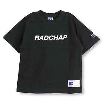 【RUSSELL ATHLETIC×RADCHAP】BIGTシャツ