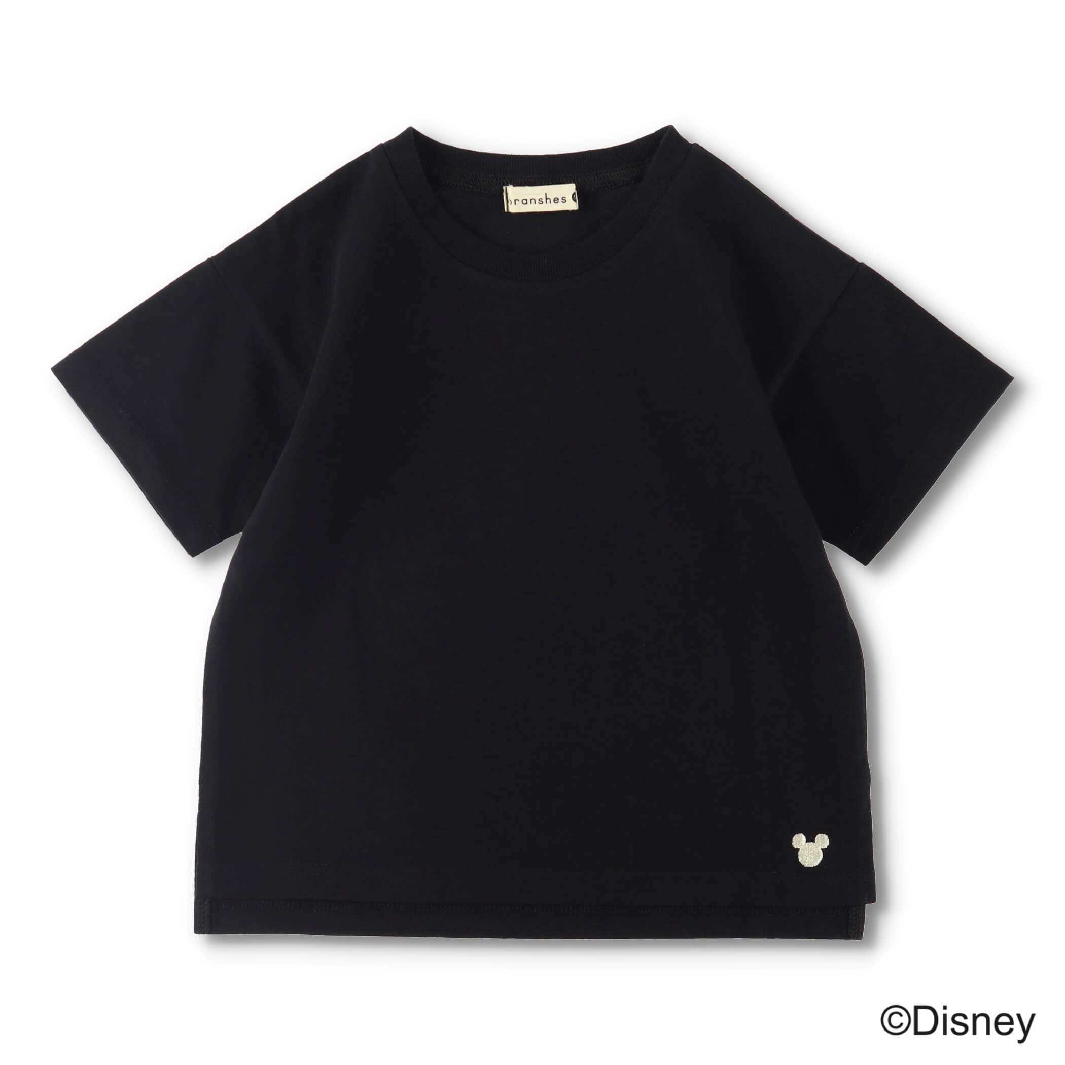 【Disney】フォトプリント半袖Tシャツ