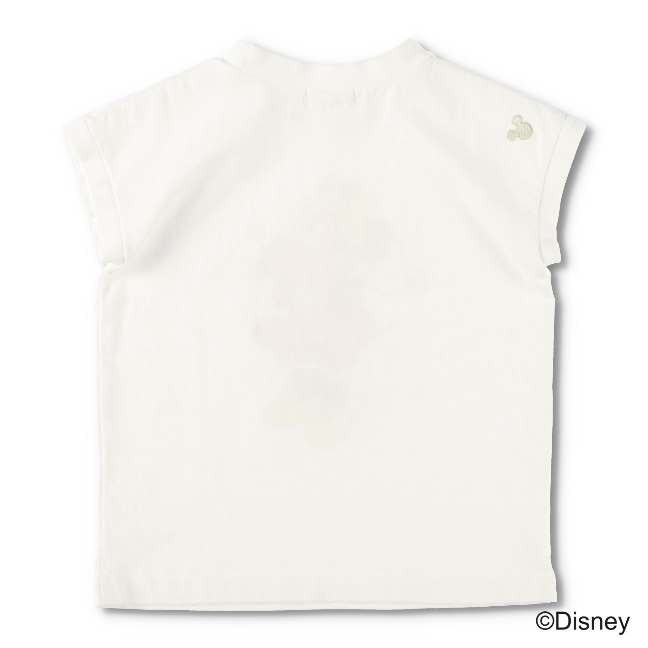 【Disney】フレンチスリーブTシャツ