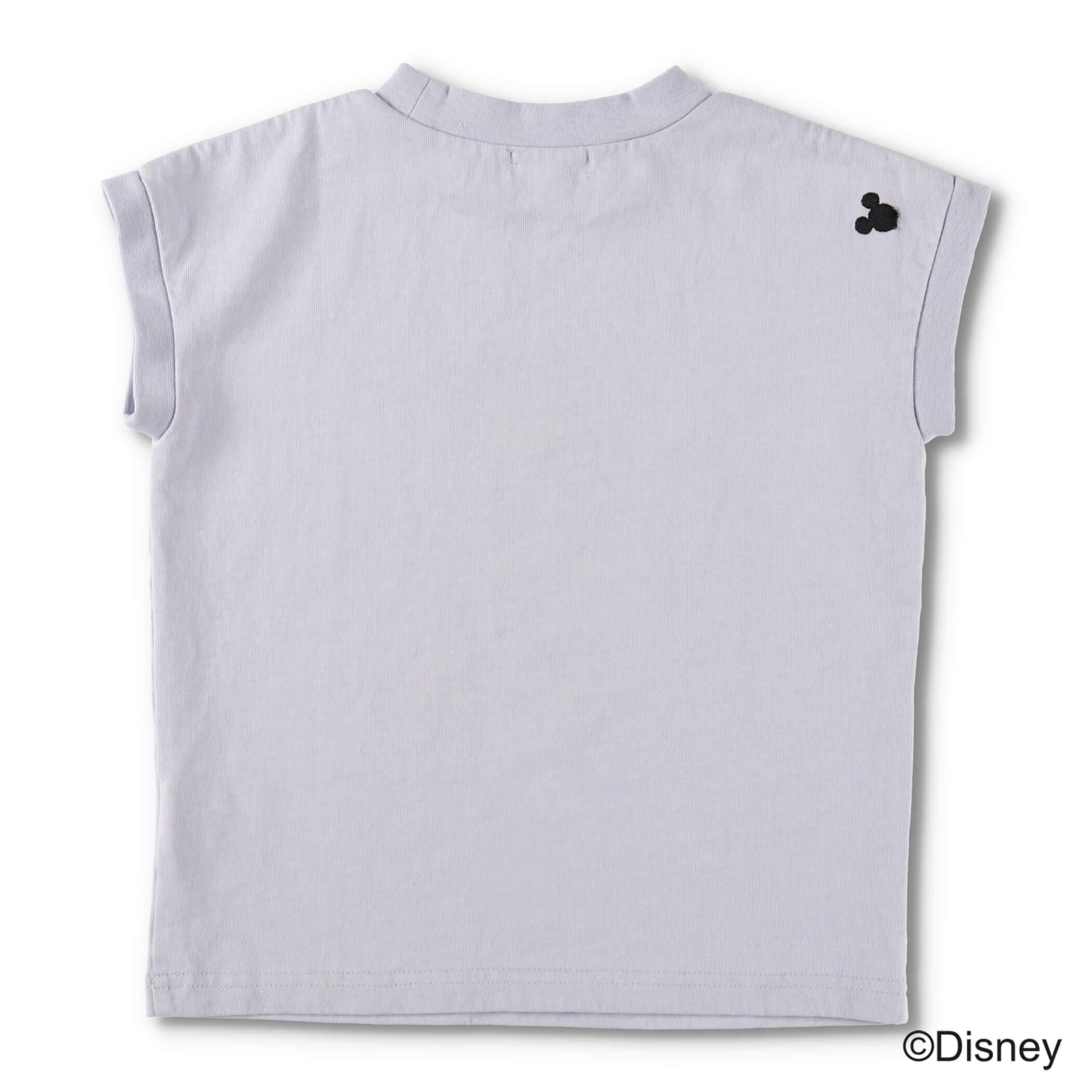 【Disney】フレンチスリーブTシャツト